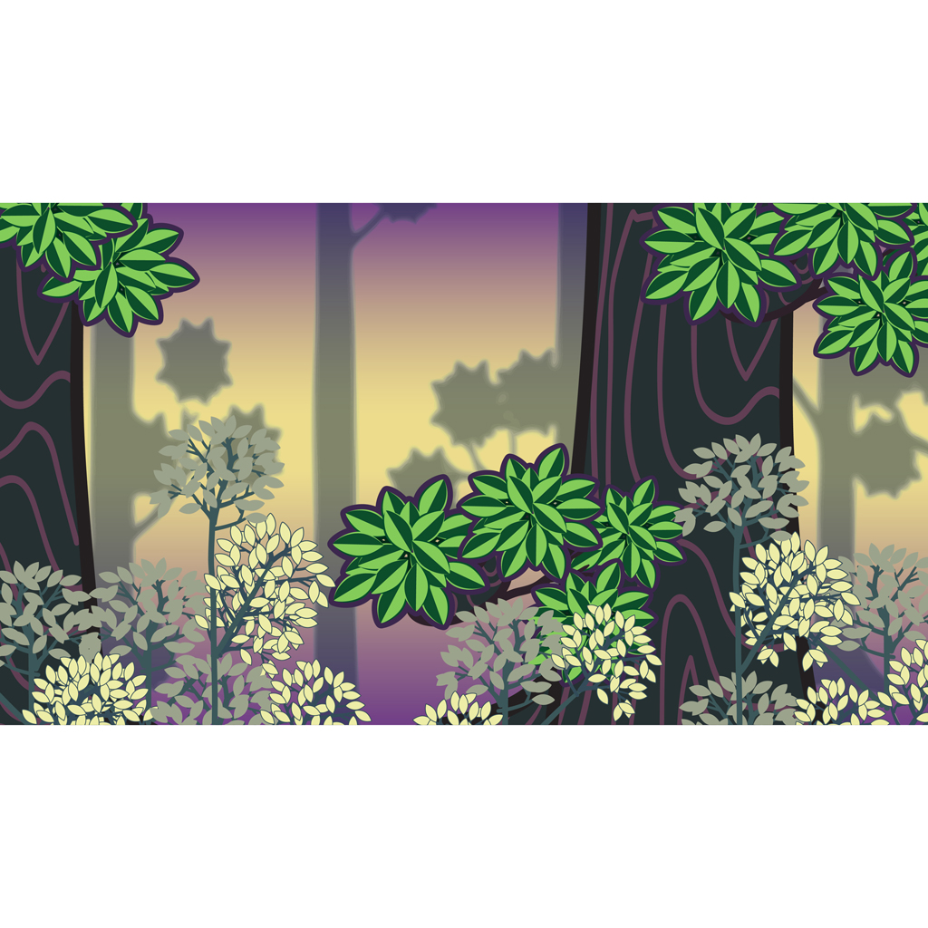 Animated Forest > Game Background